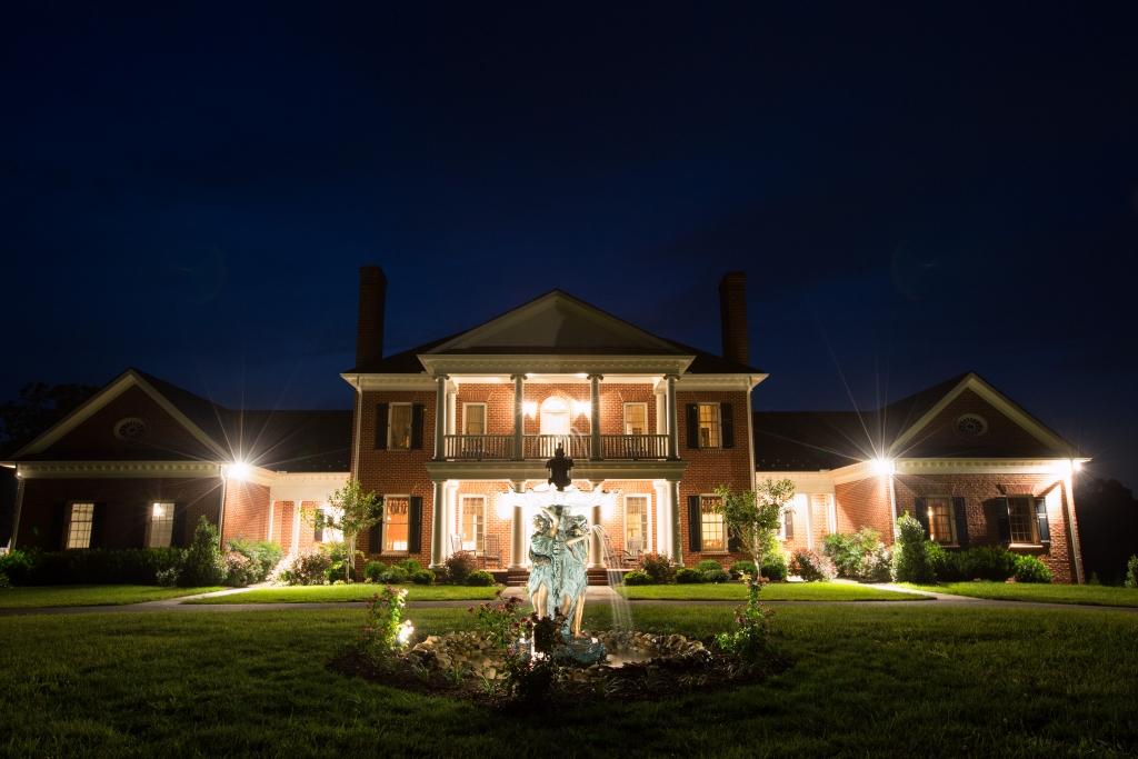 wedding venue accommodations charlottesville