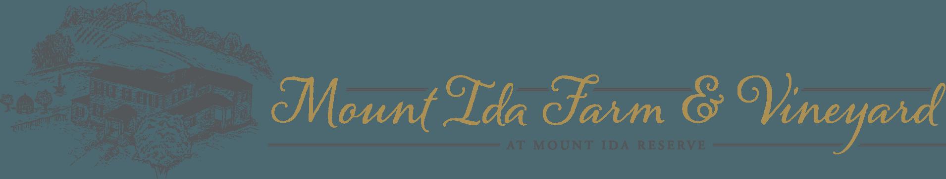 Mount Ida Farm Logo