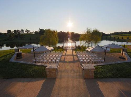 Ceremony Seating Wedding