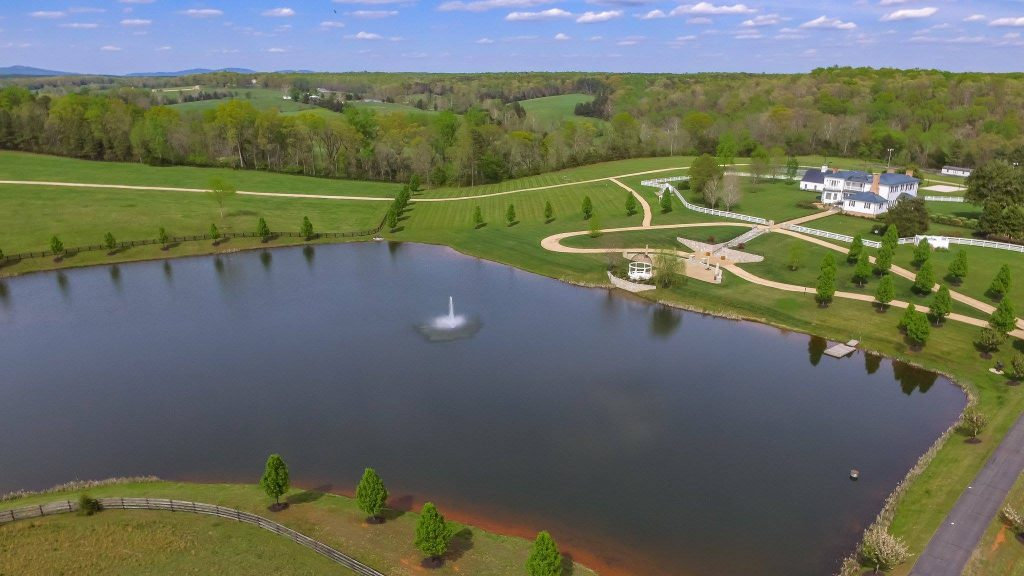 View of Mount Ida Manor