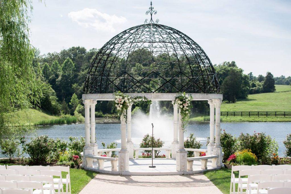 Gazebo- Wedding Ceremony