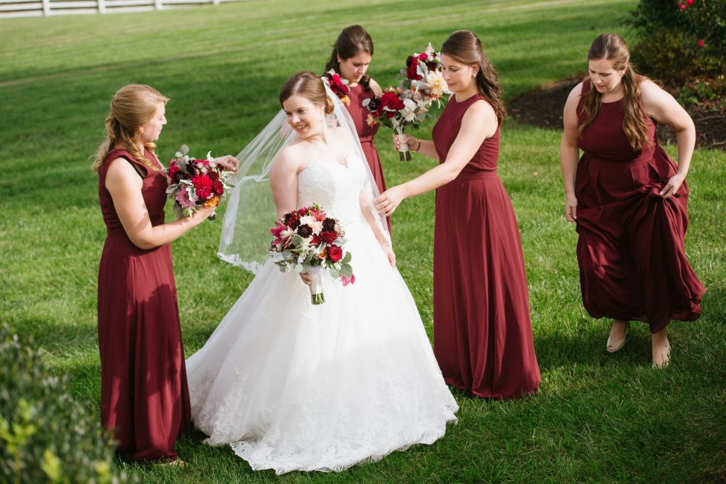 Kristen & Bridesmaids