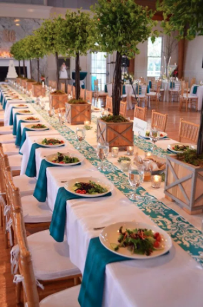 Mosaic Catering + Events