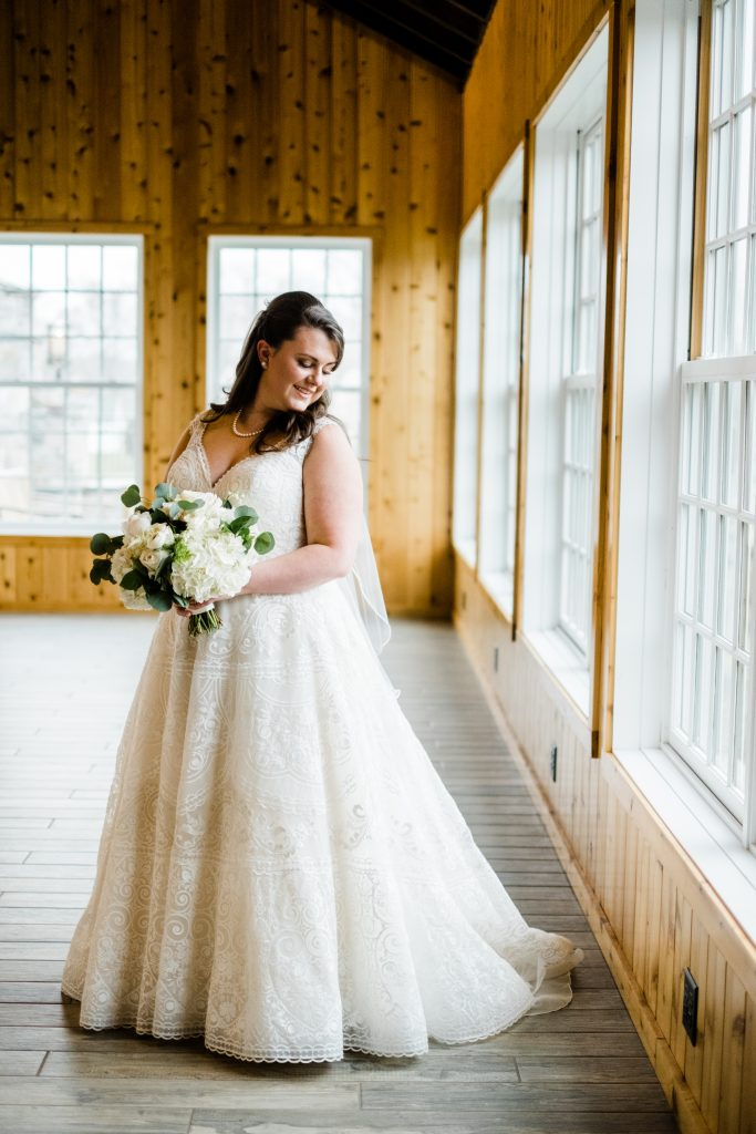 Charlottesville Indoor Wedding Ceremony