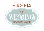 Top Wedding Vendors of 2015 badge