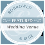 Featured Wedding Vendor from Borrowed and Blue Badge
