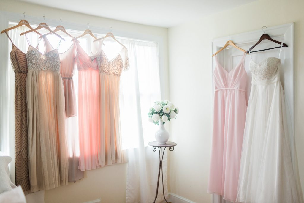 Dresses at the Cottage