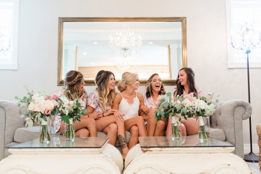 Bridal Suite, Bridesmaids