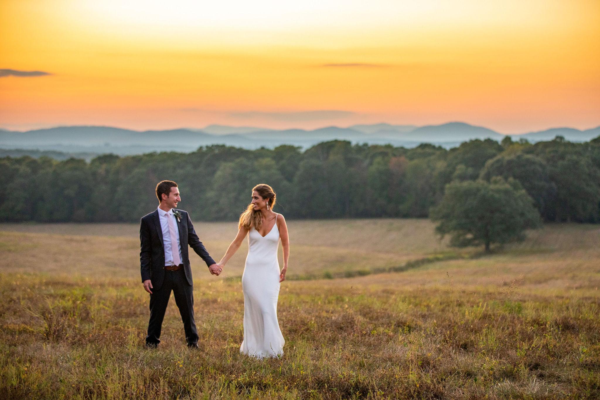 Meg & Eric- Charlottesville, Virginia