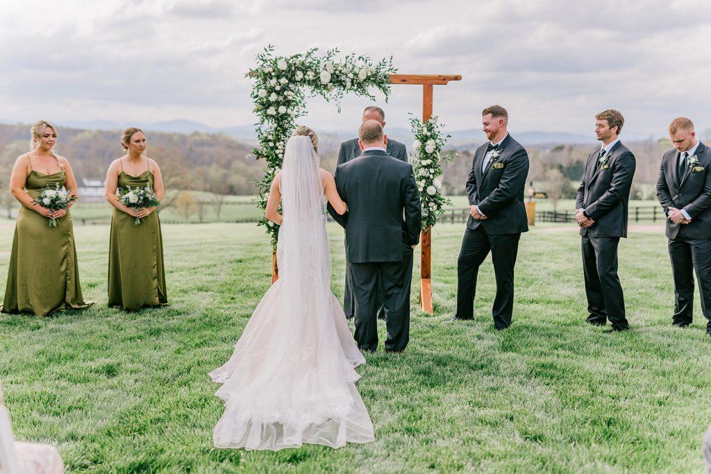 Mountain Grove Ceremony